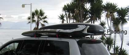 Roof Racks And Cargo Boxes For Driving In Baja